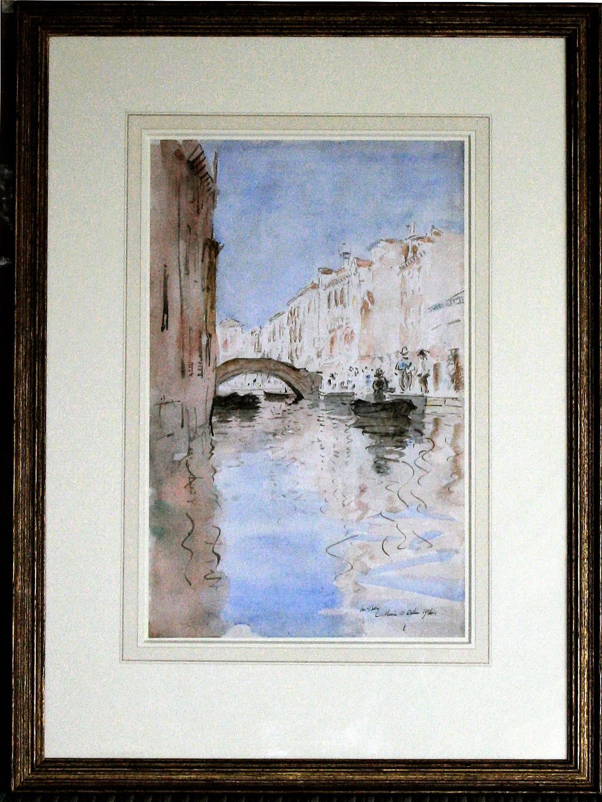 Rio della Misericordia, Venice.