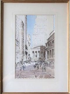 Sub-Treasury Building, New York.