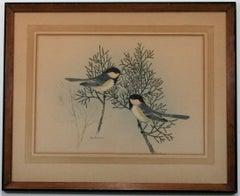 Chickadee and Long-tailed Chickadee