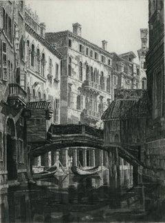 Rio del Santi Apostoli, Venice.