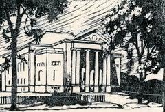 John M. Greene Hall, Smith College.