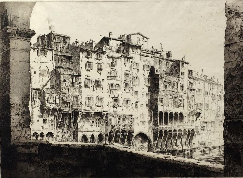 From the Ponte Vecchio