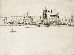 George's Dock, LIverpool.
