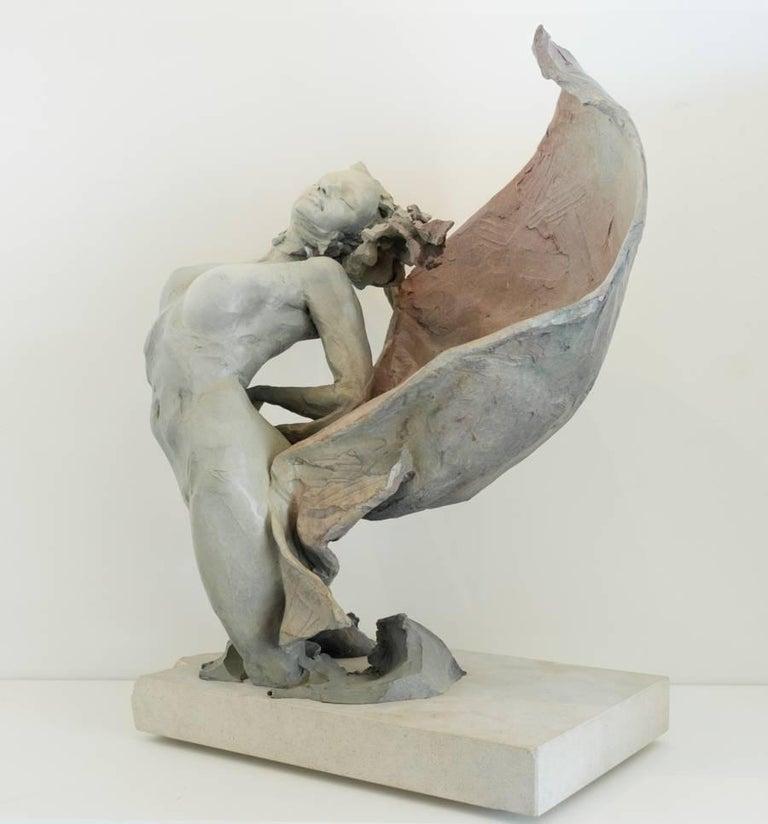 Larry Schueckler Figurative Sculpture - Birth of Venus
