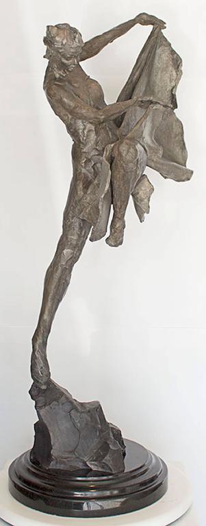 Menil Park  - Sculpture by Larry Schueckler