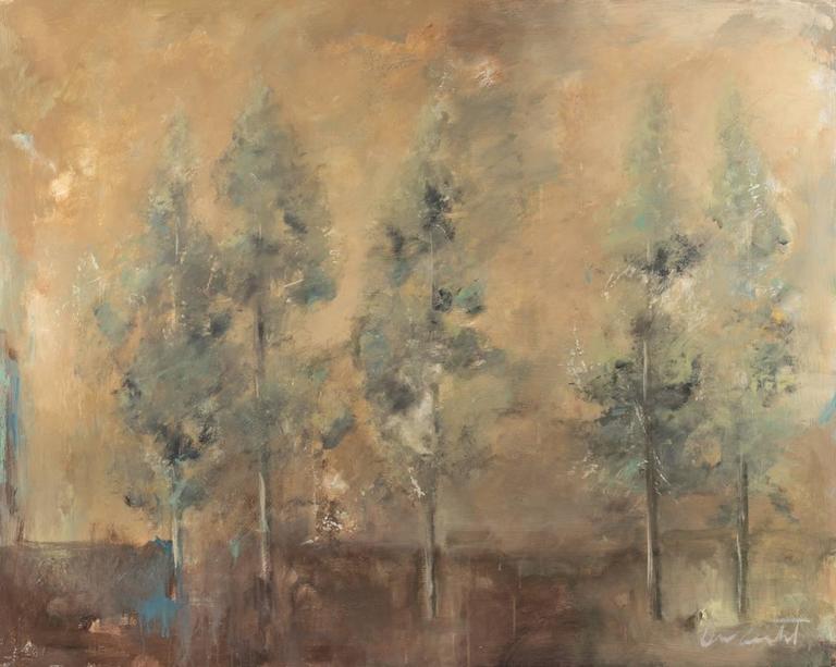 Eric Abrecht Landscape Painting - Indian Summer