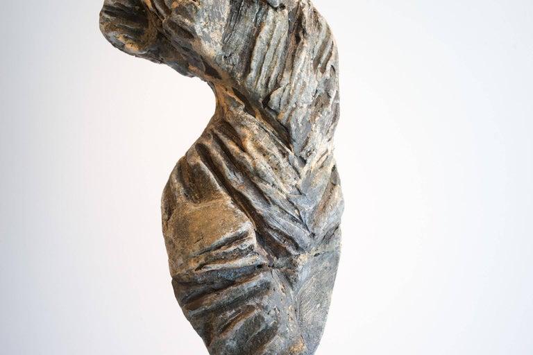 Antiquity - Sculpture by Sheila Ganch