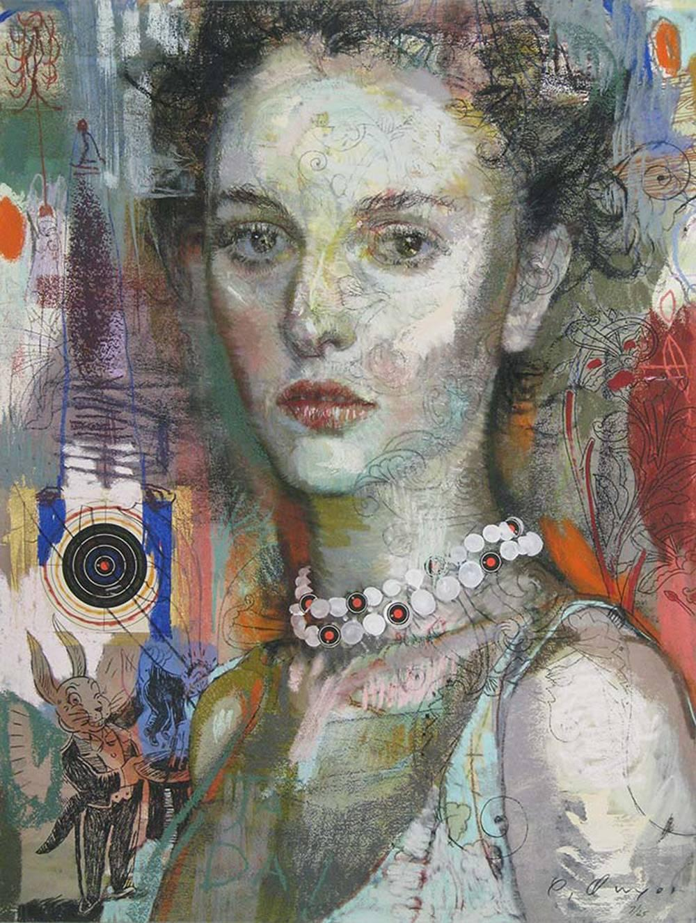 Charles Dwyer - Rainbow For Sale at 1stdibs