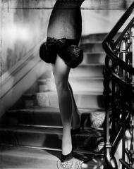 Aly Dunne for Valentino, Vogue Italia Parigi 1988
