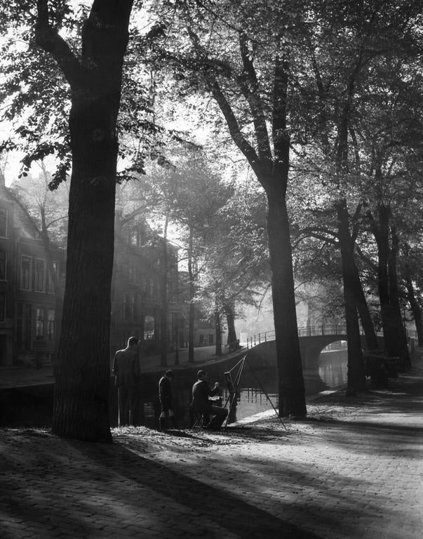 Amsterdam, City of Rembrandt - 1946