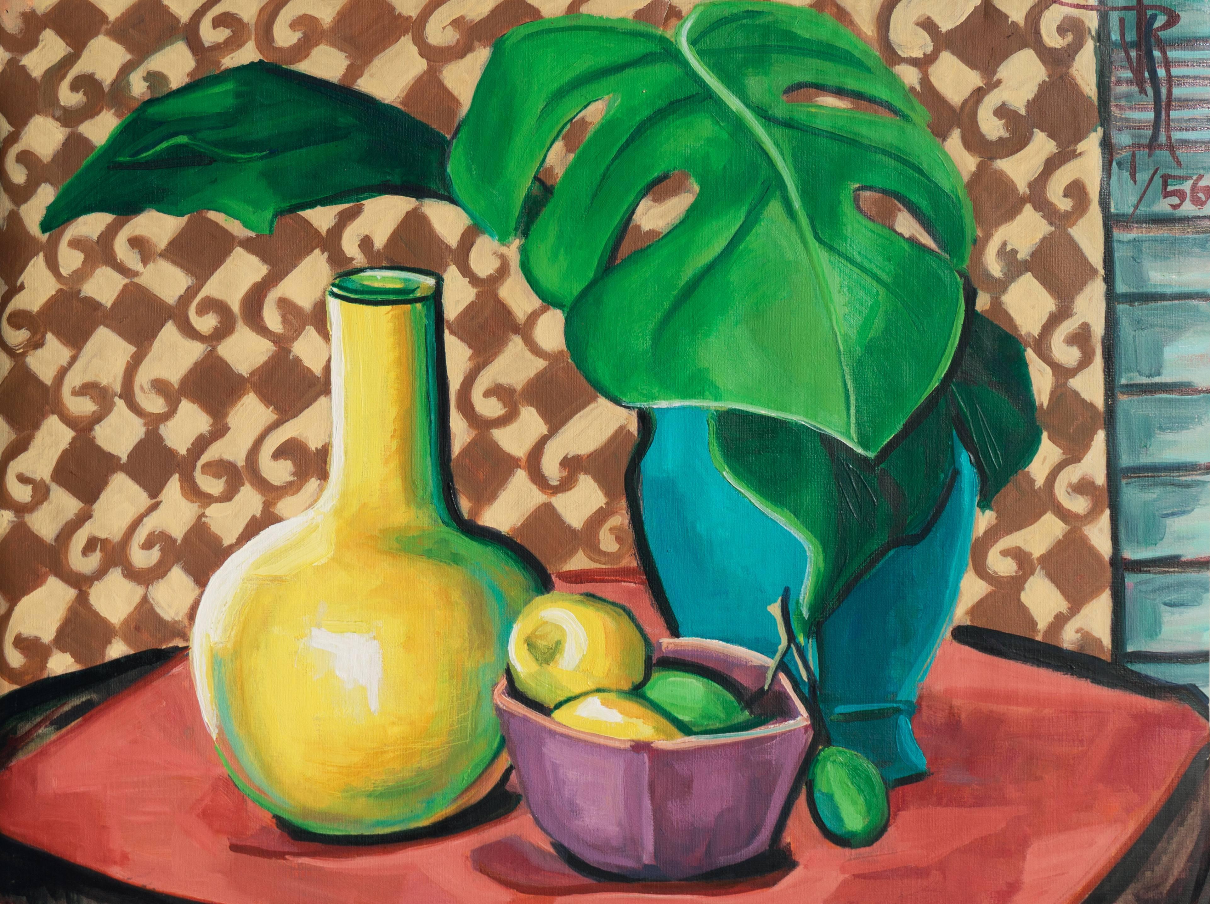 'Still Life with Lemons', SWA, Philadelphia Academy of Fine Arts