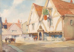 Medieval Winchester, 'A View of Broad Street'