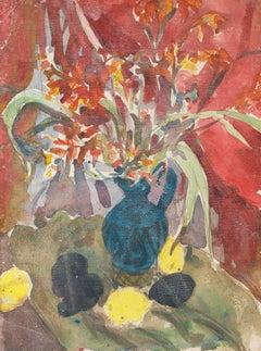 California Post-Impressionist 'Still Life', Louvre, LACMA, Académie Chaumière