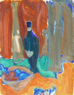 California Post Impressionist 'Still Life', LACMA, SFAA, Académie Chaumière