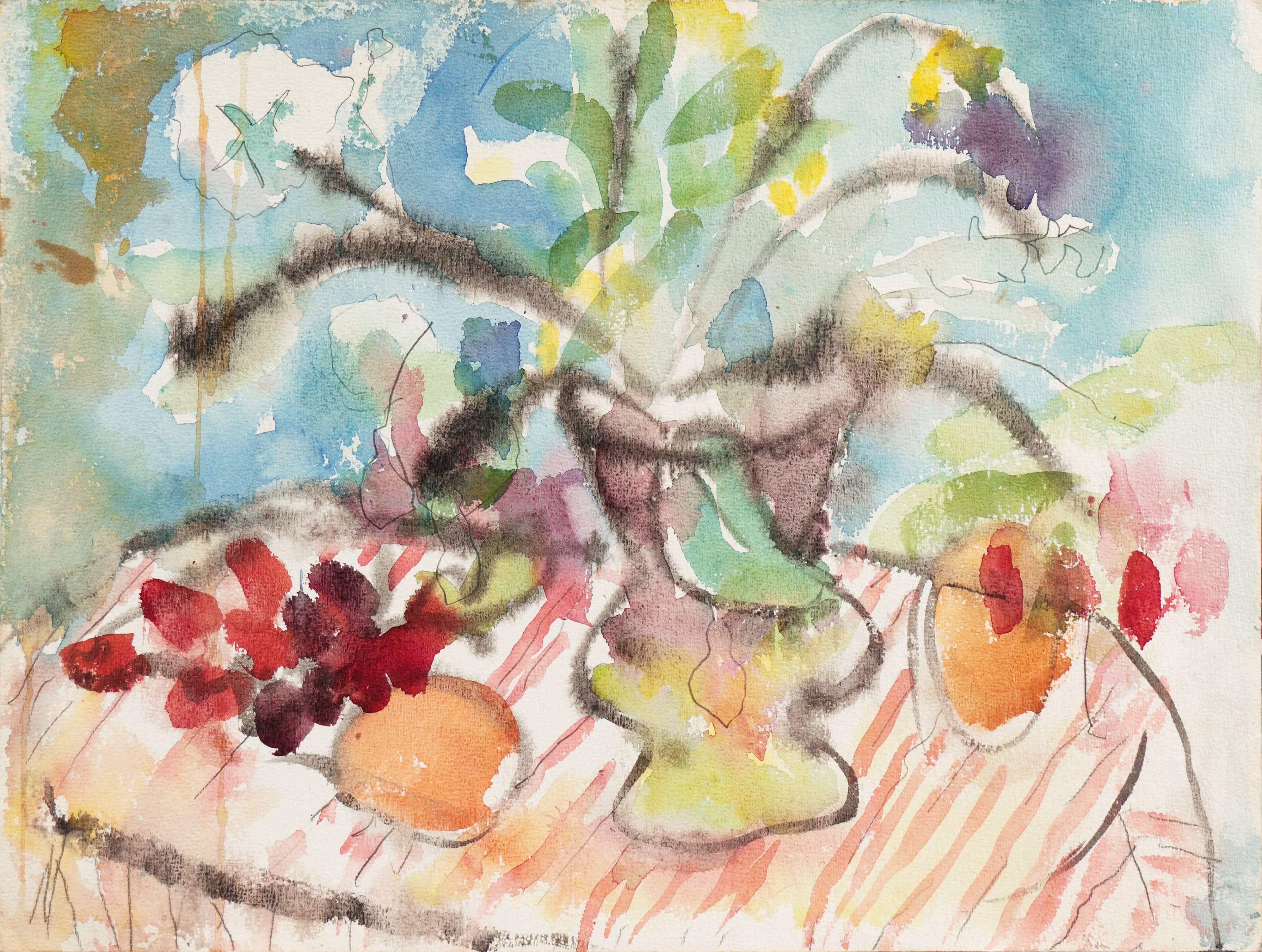 'Still Life', Louvre, LACMA, Académie Chaumière, California Post-Impressionist