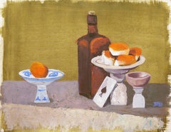 Still Life with the Ace of Spades   (California, Modernism, Woman Artist)