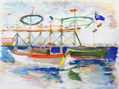Boats Off the Boardwalk