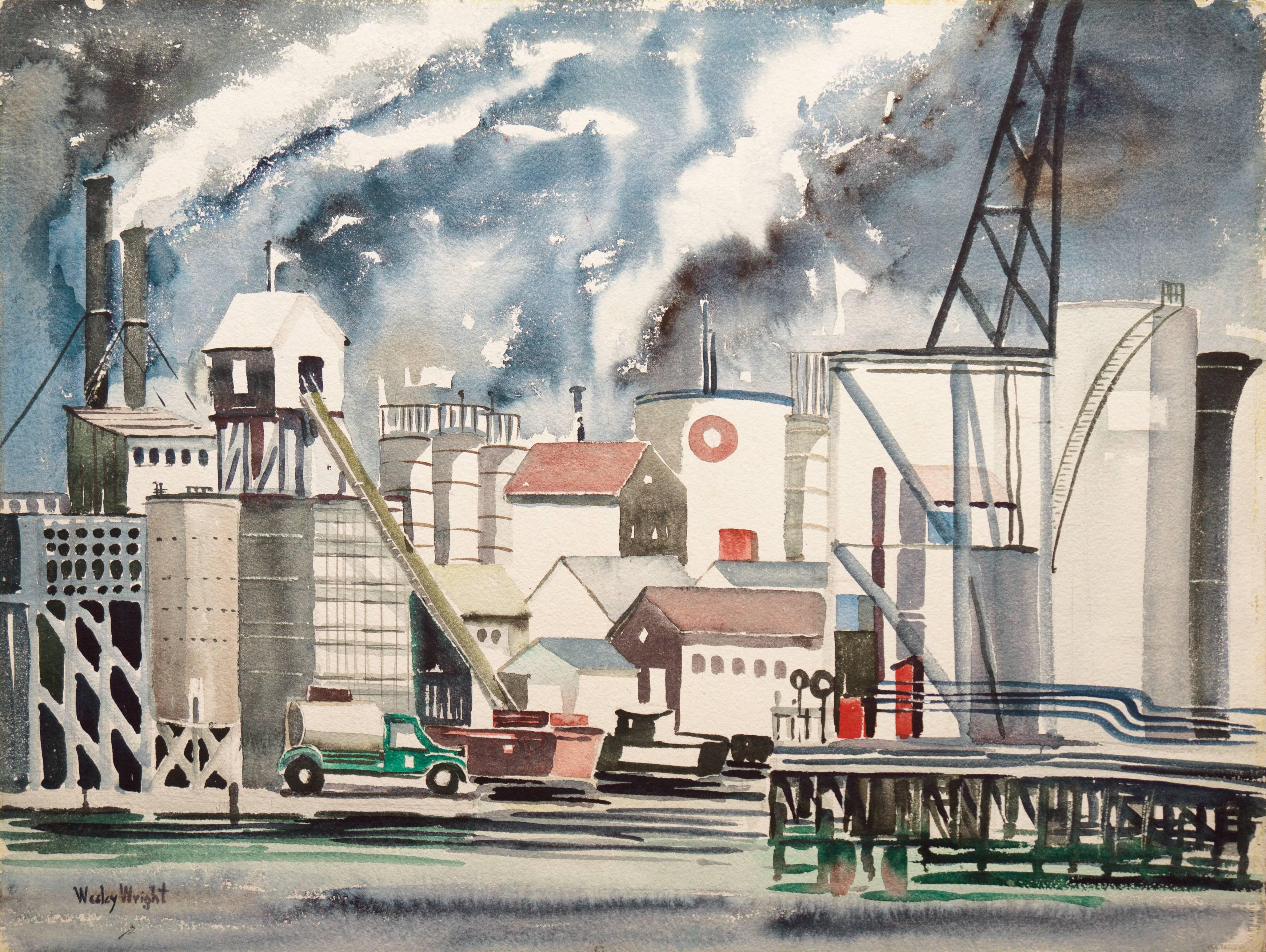 'Industrial Landscape'