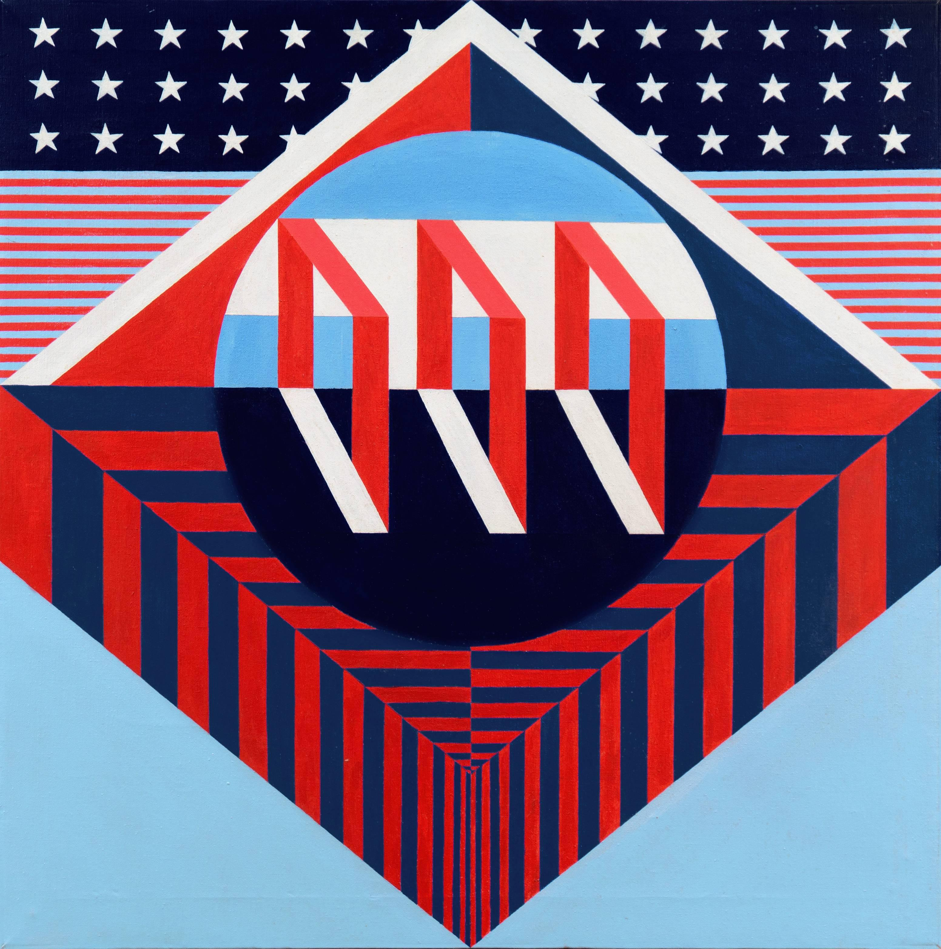 'Flag Medley', American School