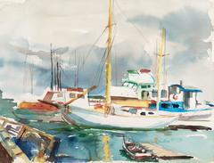Peaceful Harbor