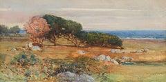 'Moss Beach, Monterey, California', Pacific Coastal Landscape, ASL NYC, Benezit