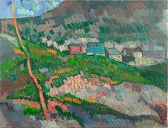 Landscape with Village