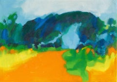 Abstracted Landscape
