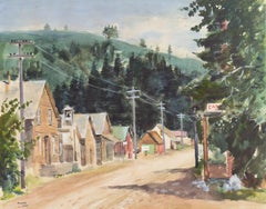 'Gold Country, California', Bay Area Artist, Hungarian-American, Foster City