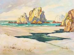 'California Cove, Orange County', Laguna Beach Art Association, Chouinard