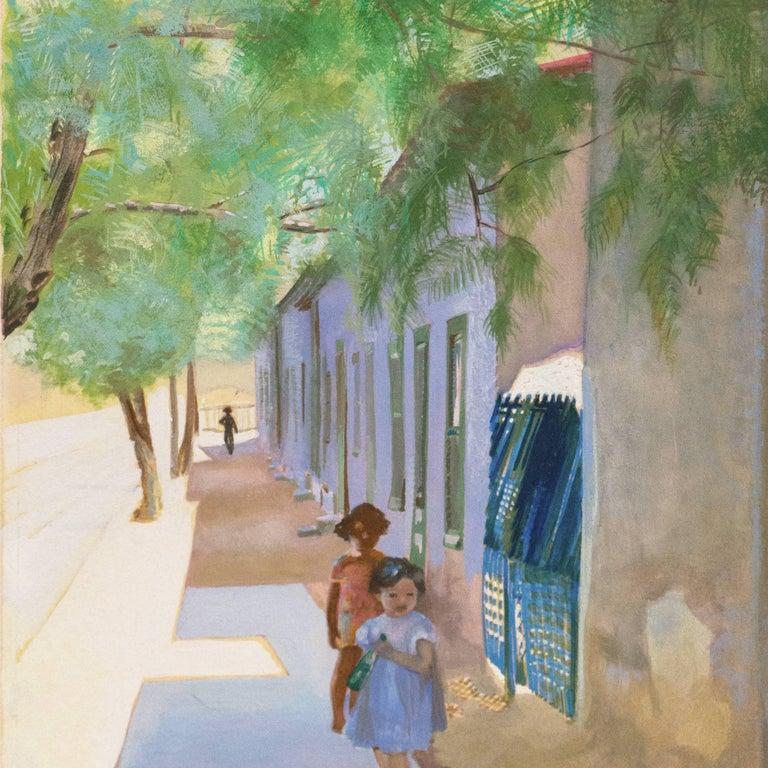 'In the Shade of La Casa Cordova, Tucson', Meyer Street, Arizona For Sale 1
