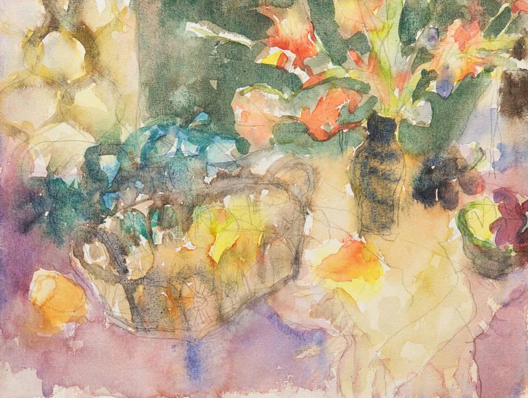 'Still Life', Louvre, California Post-Impressionist, LACMA, Académie Chaumière
