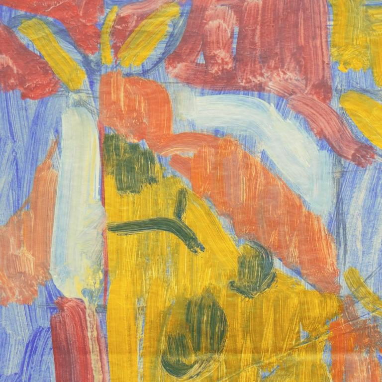 Victor Di Gesu - Seated Nude in Interior For Sale at 1stDibs