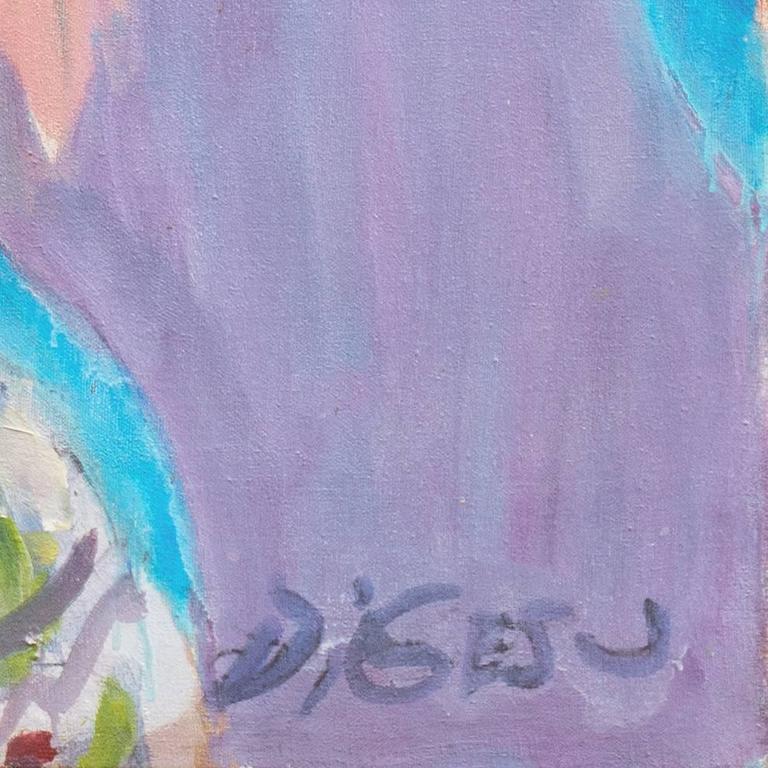 Victor Di Gesu - California Post-Impressionist The Green
