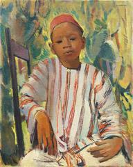 Portrait of a Moroccan Boy