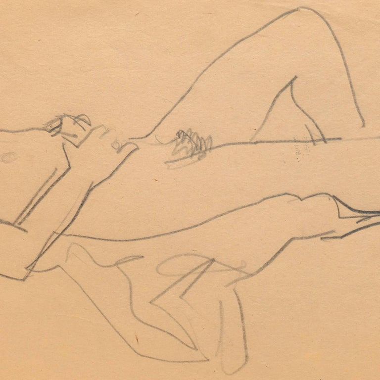Reclining Nude For Sale 3