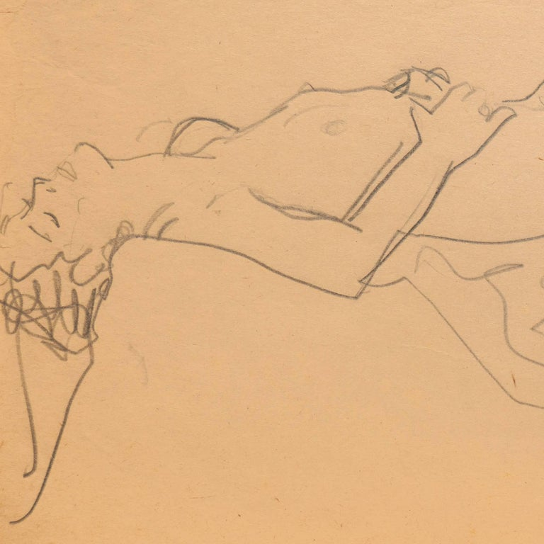 Reclining Nude For Sale 1