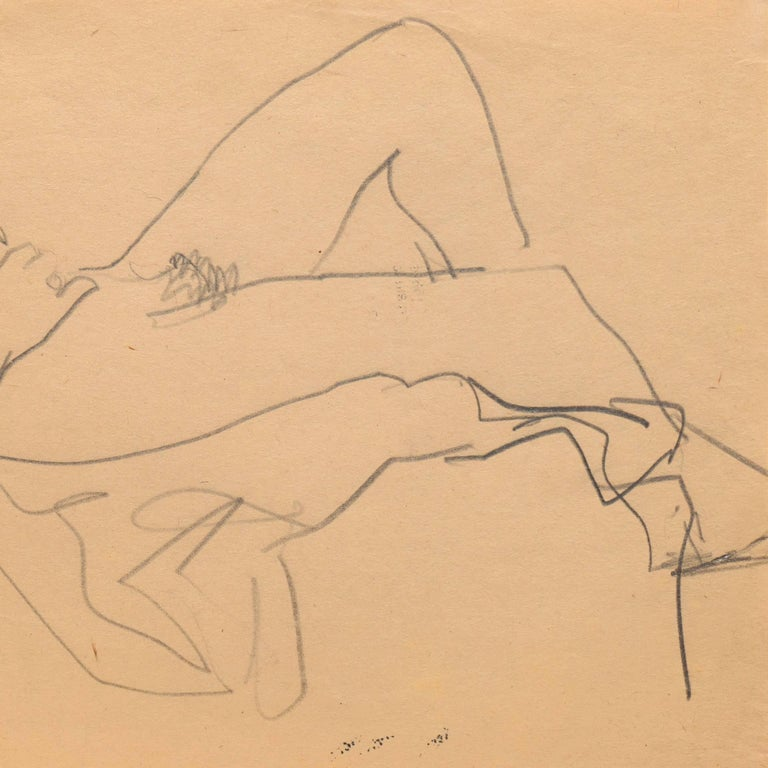 Reclining Nude For Sale 5