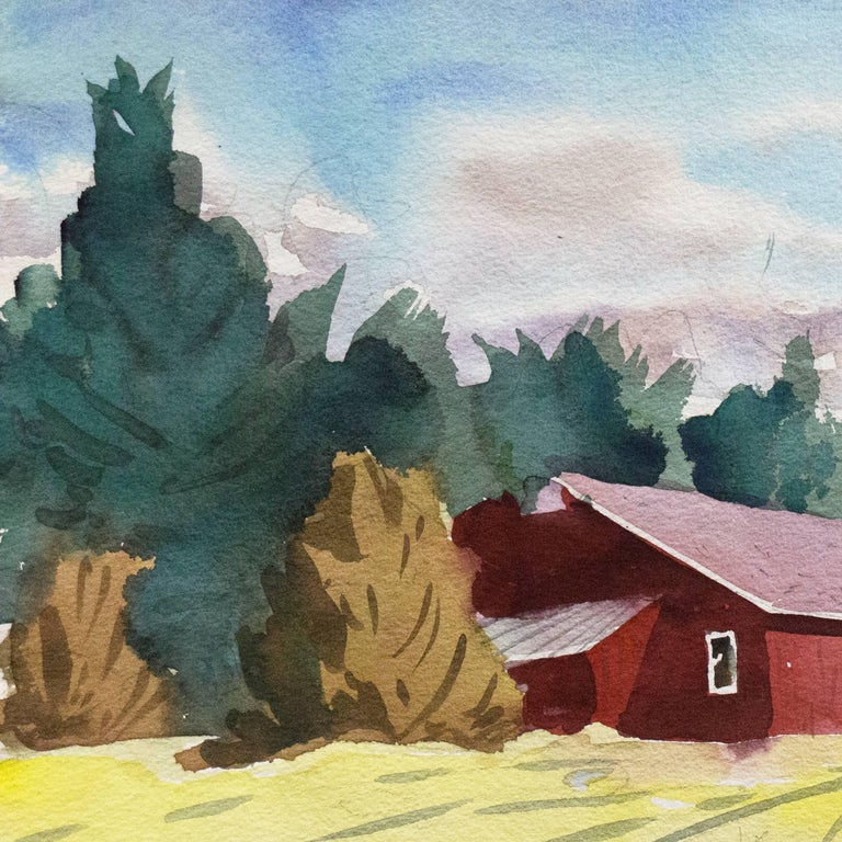 Lee Everett Blair - Horse Ranch, Northern California For ...
