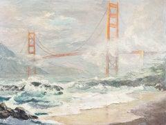 Golden Gate Bridge, Misty Morning