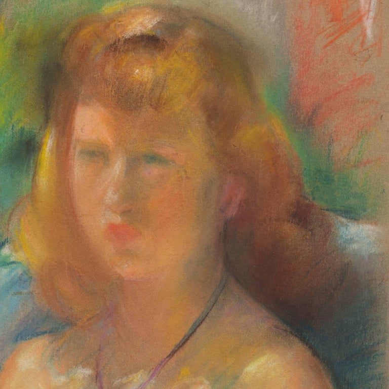 Study of a Young Woman For Sale 2