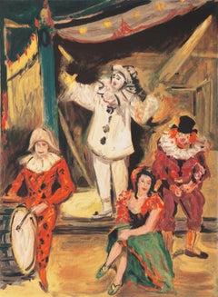Pierrot's Lament