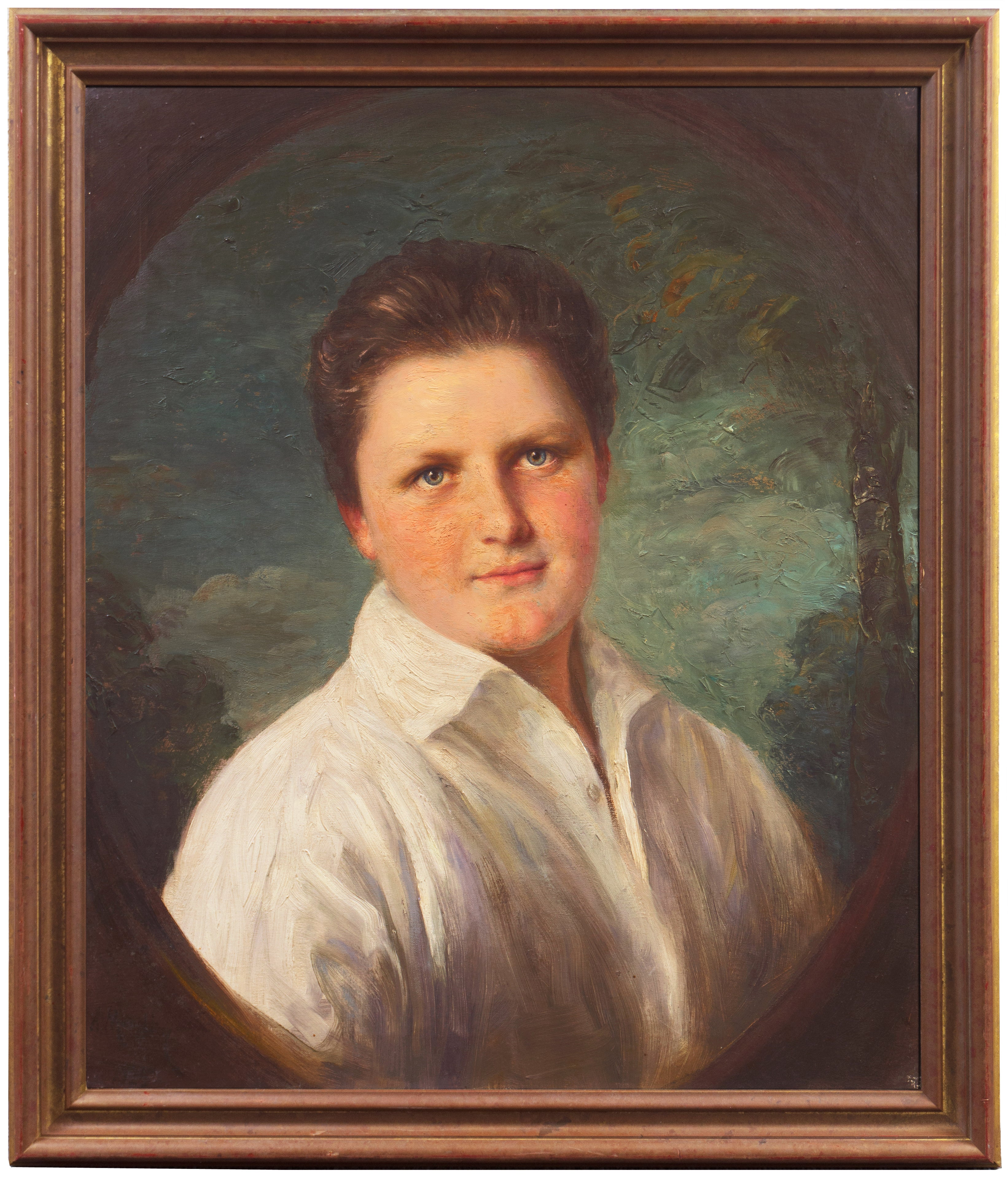 'Portrait of a Young Man', Munich Royal Academy, National Museum of American Art