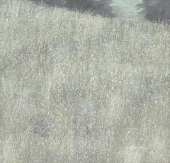 'Field of Grasses with Ladybird', Large Rural American Landscape, Santa Clara