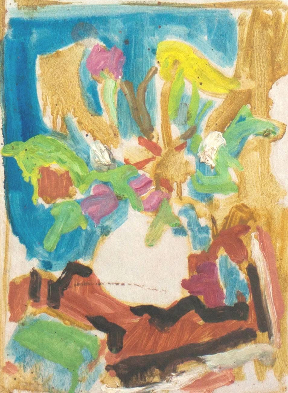'Still Life', California Post-Impressionist, Louvre, LACMA, Académie Chaumière