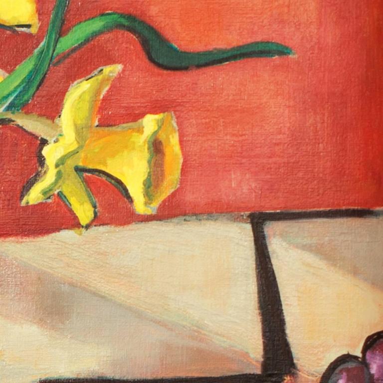 Still Life of Daffodils  2