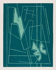 Alberto Magnelli - L'Album de La Ferrage, Plate III