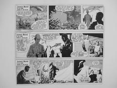 John McLusky - Dr No - Bond Meets Dr No