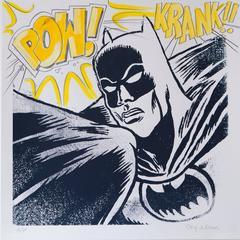 BATMAN (Hand Embellished)
