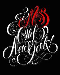 I Miss the Old New York