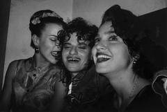 Madonna, Debi Mazar, Sandra Bernhard